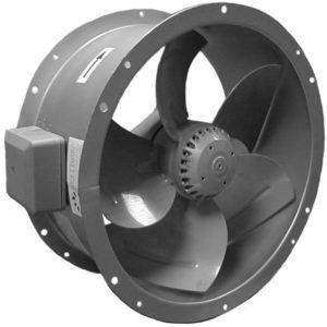 Дымовой вентилятор