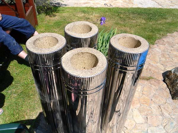 Вермикулитовая труба
